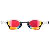arena Cobra Ultra Mirror Goggles red revo-white-black